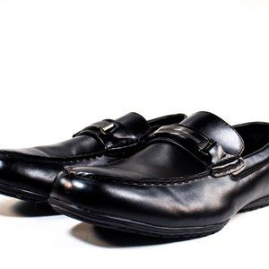 Marc Anthony Men's Size 11 Black Casual Loafers